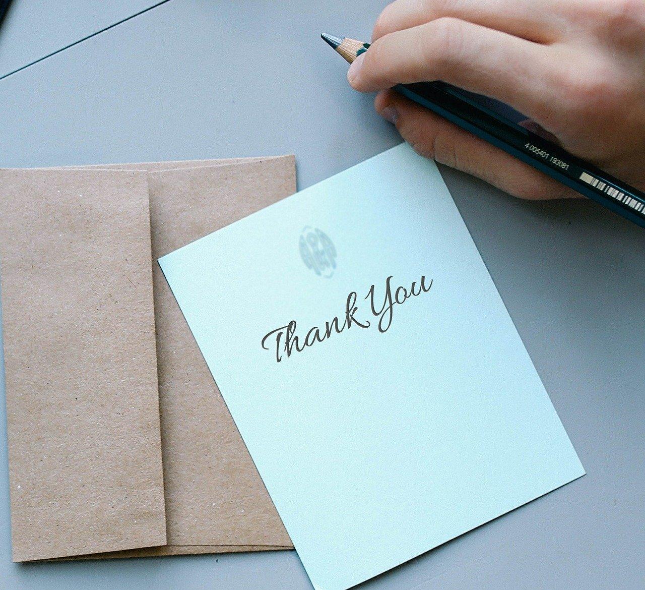 「ありがとうカード」という超ウルトラハイパーダサい社内制度