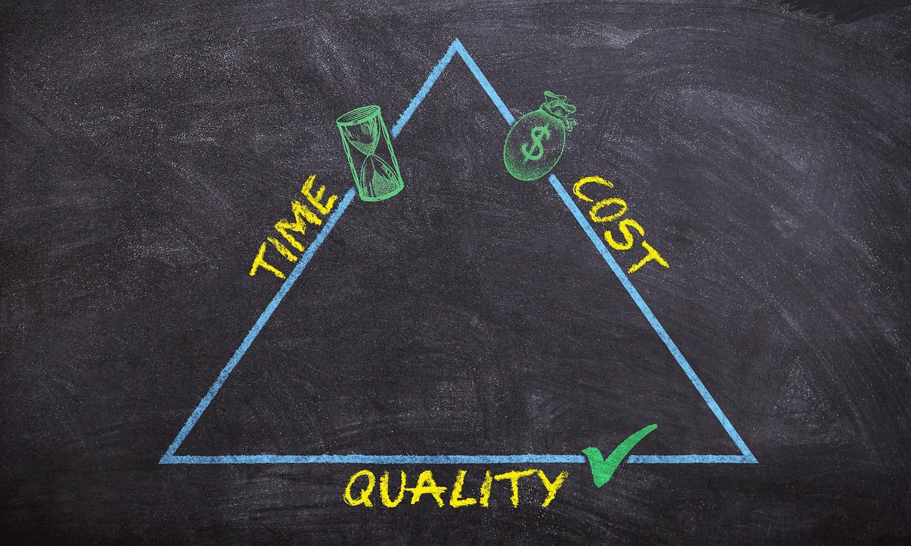 品質を上げるために会社がこれから取り組む事 → 精神論とスケジュール管理(笑)